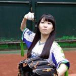 【声優】東山奈央ちゃんの投球フォームwwwwwwwww