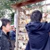 コスプレイヤーも参拝 らき☆すたの久喜・鷲宮神社、初詣でにぎわう!