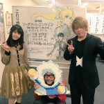 【声優】竹達彩奈さん「監督と松岡くんと3人でお話するの新鮮だなぁ(*^^*)」