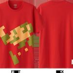【速報】ユニクロ × 任天堂のコラボTシャツが再興にイカしてるとワイの中で話題にwwwwwwww