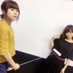 【悲報】声優の水瀬いのりさん、日笠陽子さんをコロコロしてしまう