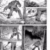 【悲報】彼岸島の明さん、足を負傷する