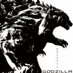 """映画『GODZILLA 怪獣惑星』11月17日全国公開決定!""""ゴジラ""""の一部が描かれたティザービジュアルも解禁!"""